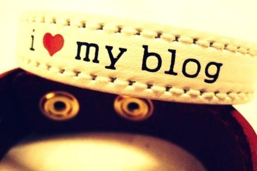 Marca de blog precisa ser registrada