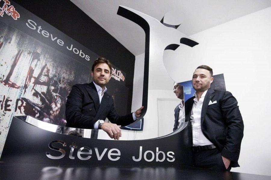marca de roupa Steve Jobs não é da Apple