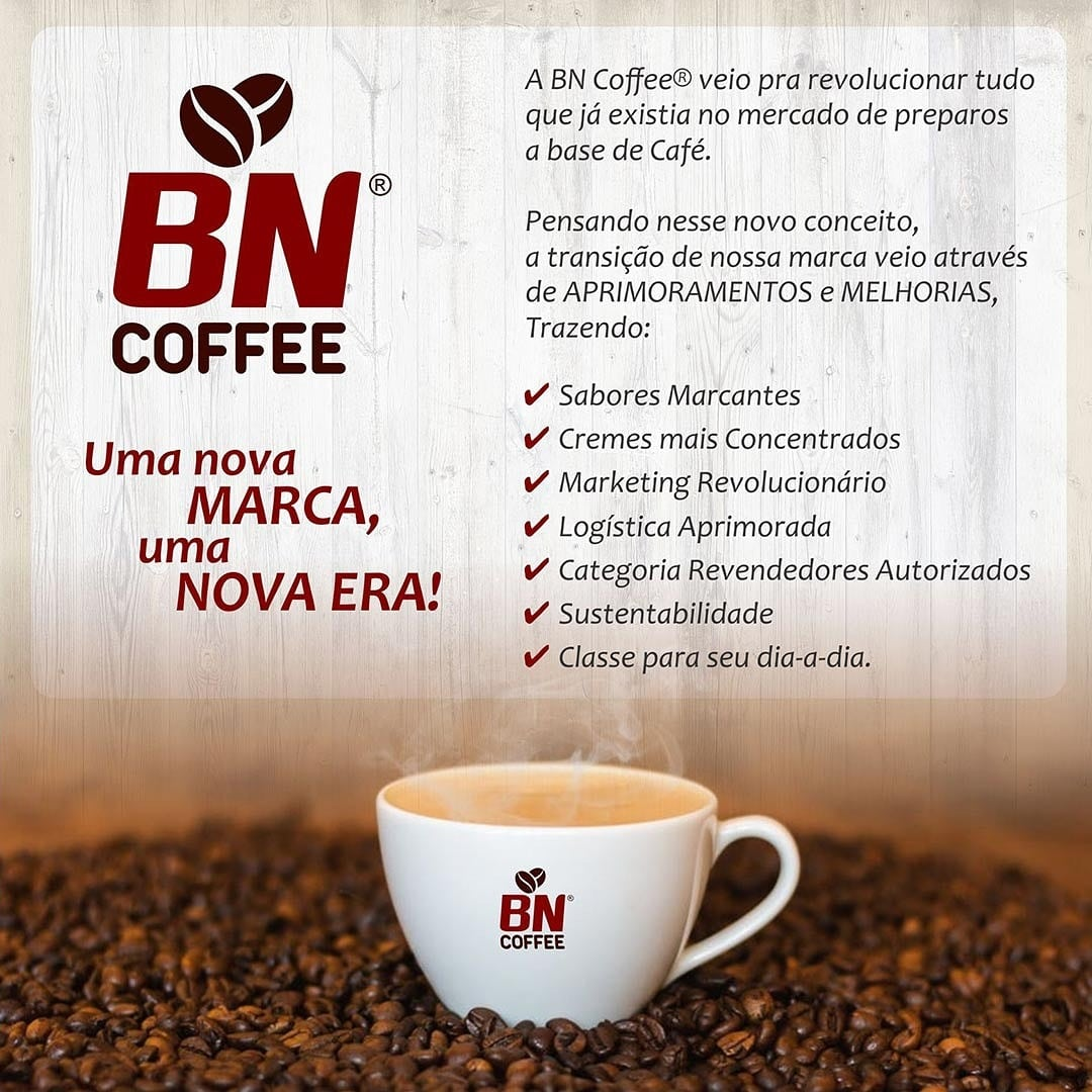 Histórias que inspiram: Paulo da marca BN Coffee