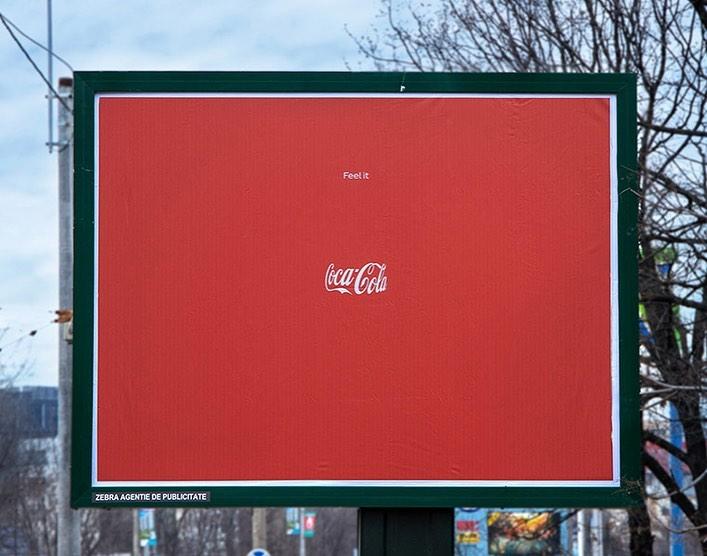 Coca-Cola Garrafa Invisível