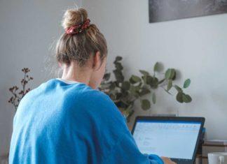 Trabalhar em home office pode ser bem produtivo.