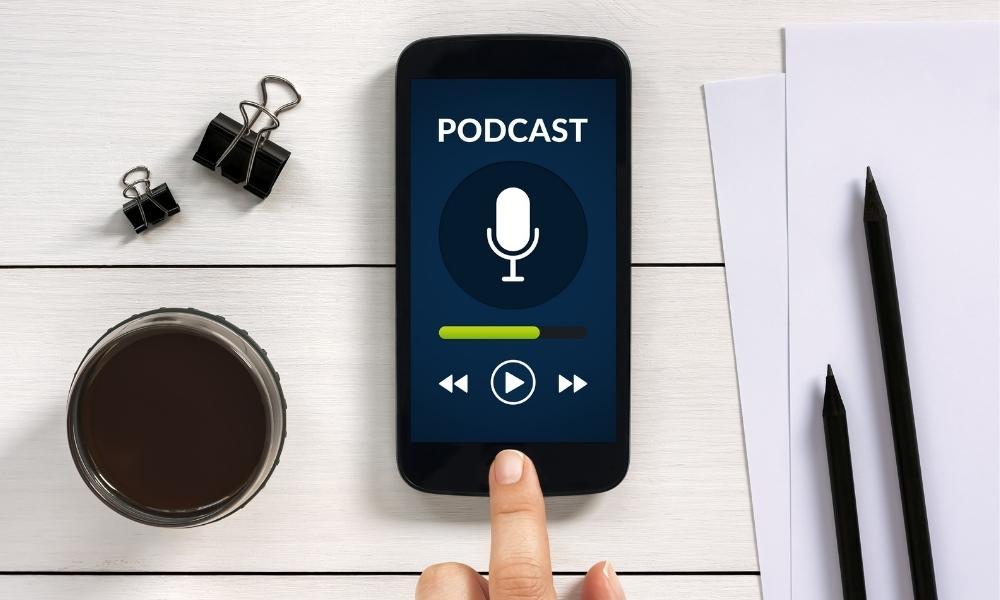 podcast precisa de registro de marca