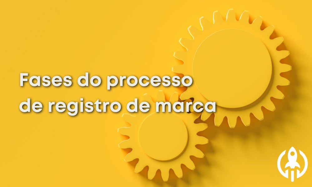 fases do processo de registro de marca