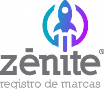 Logo quadrado zenite registro de marcas
