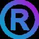icone marca registrada - pequeno